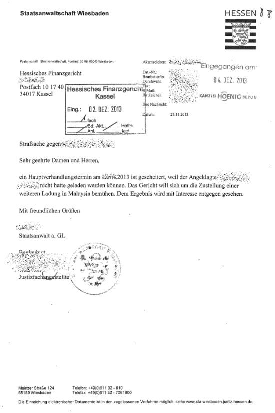 StA mit Interesse 550x824 Interessierte Staatsanwaltschaft