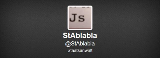 StAblabla 550x202 Twitternde Krähe