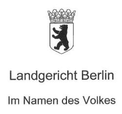 LG Berlin Im Namen des Volkes 250x233 Man kanns auch übertreiben