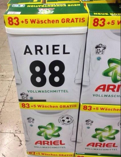 Ariel88 Klementine und die Säuberung