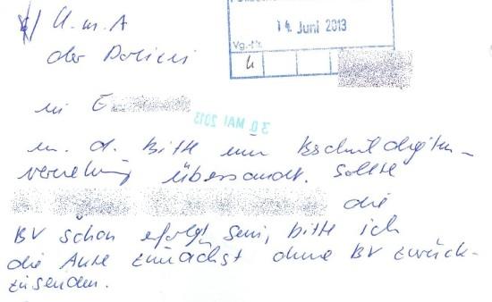 Beschuldigtenvernehmung 550x338 Die telefonallergische Staatsanwältin
