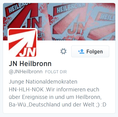 JN Heilbronn 2 Nazis verfolgen Strafverteidiger