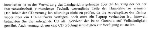 LG Potsdam und die Akteneinsicht Digitales aus Potsdam