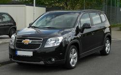 Chevrolet Orlando LTZ 1.8